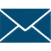 Blue Email Icon